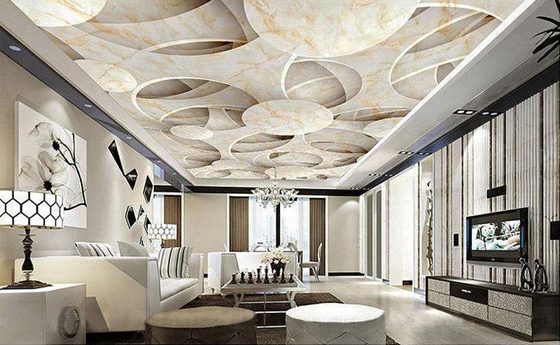 картинки абстракций на потолках если ваших